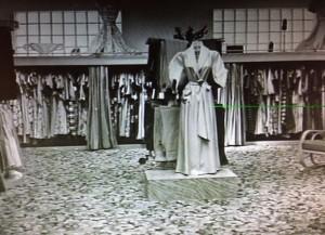 8b.Archive Photo fashion floor1960